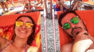 Día de Playa en Arienzo